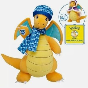 Dragonite Build a Bear Pokemon Exclusive Online